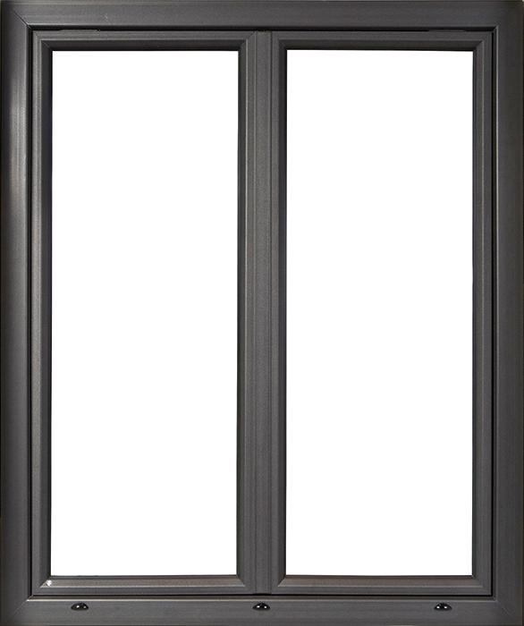 fenetre pvc noir affordable fenetres pvc brun noir ral with fenetre pvc noir excellent bouton. Black Bedroom Furniture Sets. Home Design Ideas