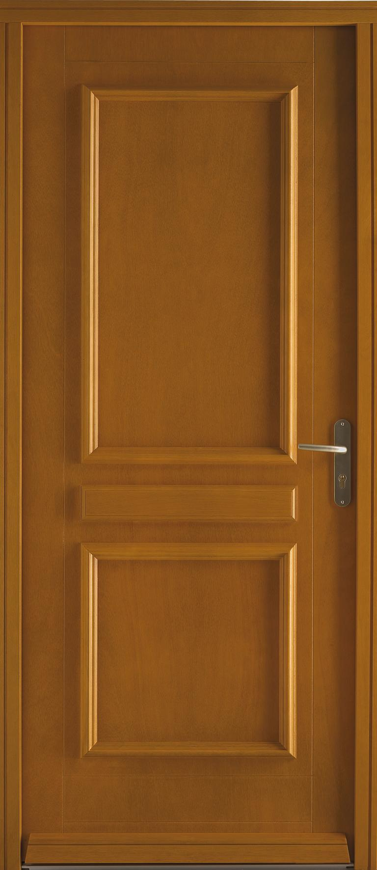 Portes D 39 Entr E Bois Come Batiman Experts En
