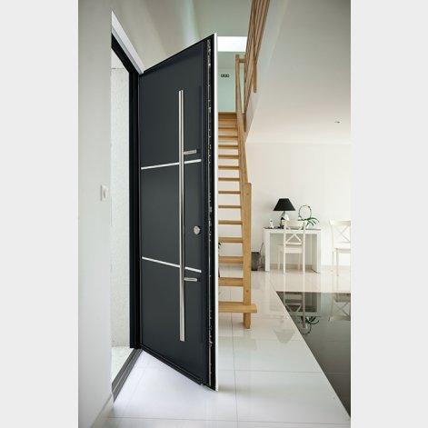 porte d'entrée aluminium Finlay
