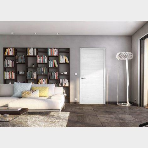 porte intérieur contemporaine sapin sylt