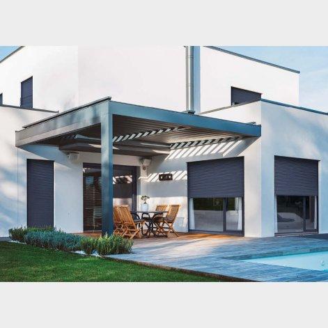 volet roulant aluminium batiman experts en menuiseries et cuisines. Black Bedroom Furniture Sets. Home Design Ideas