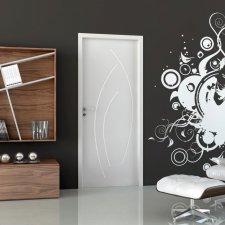 porte d'intérieur contemporaine kea