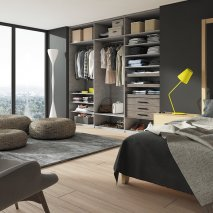 dressing sur mesure contemporain batiman