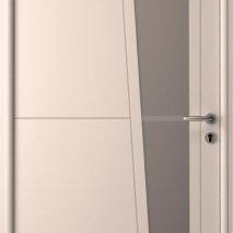 porte entrée aluminium contemporaine store ambiance batiman concept