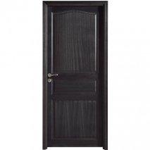 porte interieure classique Marajo gris graphite bois exotique BATIMAN