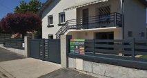 cloture garde corps et portail Multibois La Roche Blanche Brioude Auvergne