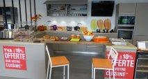 exemple aménagement de cuisine BATIMAN MONTELIMAR